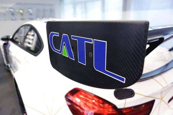 CATL、上半期の売上高と純利益共に減少