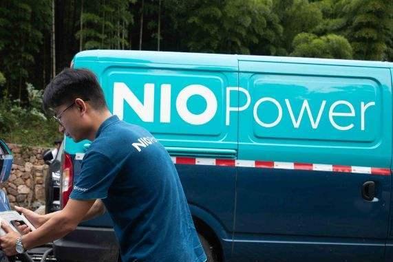 NIO、傘下の充電サービス「NIO Power」を分社化