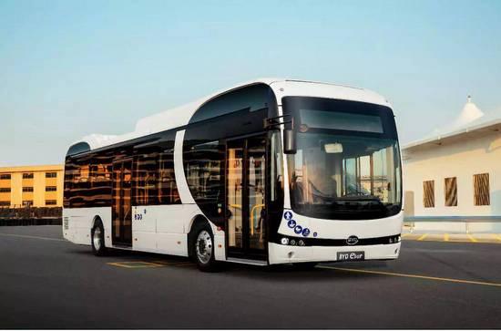 BYDの電動バスがドイツに進出、商用車の電動化でヨーロッパ市場を開拓