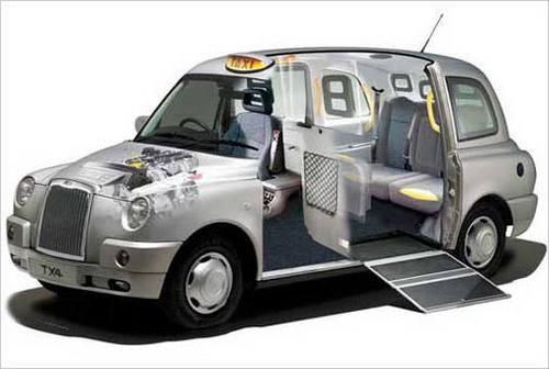 吉利、ロンドンタクシーTXモデルを導入し、モビリティサービスの差別化を狙う