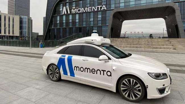 MomentaがL4自動運転ソリューションを初披露