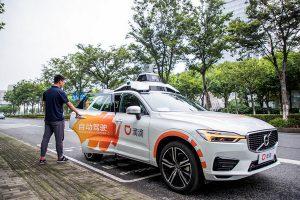 DiDi、上海で自動運転有人テストを開始
