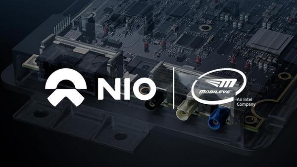 NIO、ES8をMobileyeに提供し、イスラエルでL4自動運転テストを実施