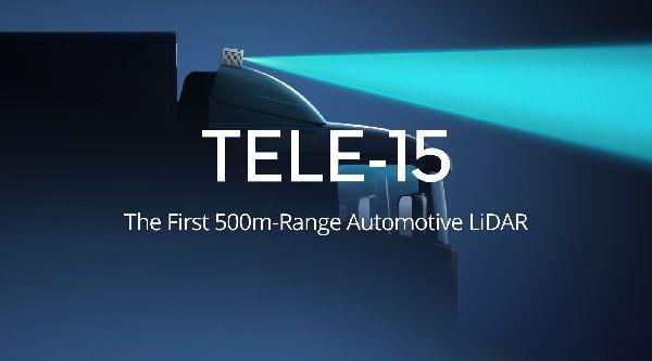 DJI、TELE-15を正式に発売、レーザーレーダーの販売価格が初めて1万元以下に