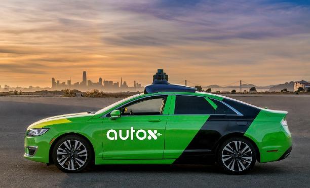 AutoX、カリフォルニア州で完全無人運転のテストライセンス取得