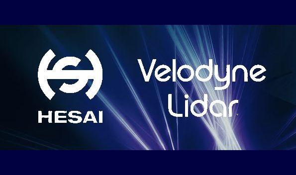 HesaiとVelodyneが特許紛争で和解、グローバル特許クロスライセンス契約を締結
