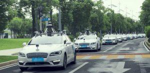 WeRide、米カリフォルニア州の完全無人運転車テスト許可取得