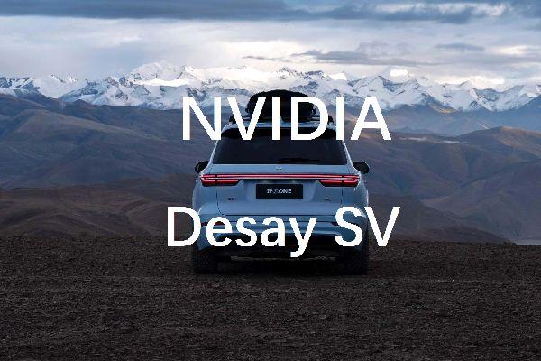 理想汽車、NVIDIAの最新自動運転スマートチップを中国初採用
