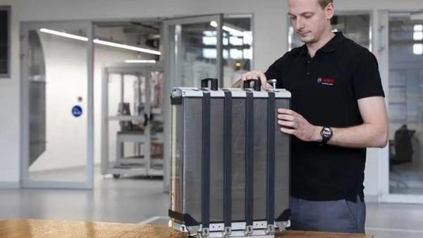 ボッシュと慶鈴汽車が燃料電池システム合弁会社を設立