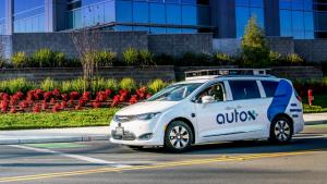 AutoX、深センで無人運転タクシーのパイロットプロジェクト開始