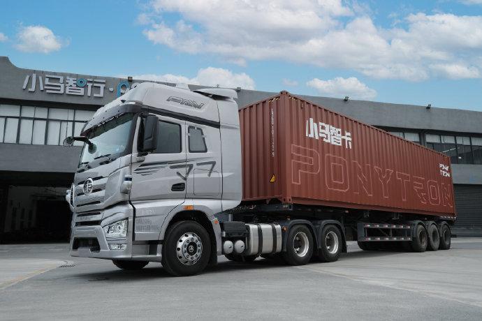 Pony.ai、自動運転トラック事業ブランド「PonyTron」を発表