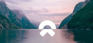 NIO、ノルウェー進出戦略を発表