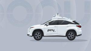 Pony.ai、北京市での完全自動運転テスト許可を取得